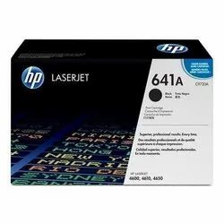 HP C9720A 641A Black Toner Cartridge