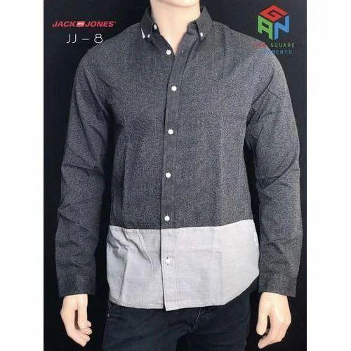 primo sguardo vera qualità colori e suggestivi Party Wear Mens Full Sleeve Shirt, Rs 450 /piece, Gan Square ...