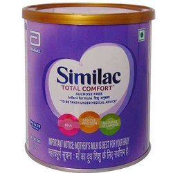 Baby Milk Powder Similac Total Comfort, For Personal, Packaging Size: 350gm Pack