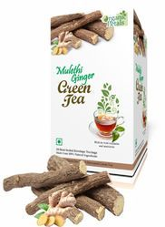 Mulethi Ginger Green Tea