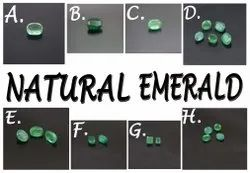 Emerald, Natural Emerald,Loose Emerald, Green Emerald, Emerald Cut,Faceted Emerald, Green Gemstone