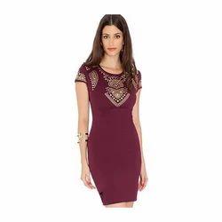 Long Lycra Dress