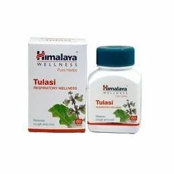 Himalaya TULSI respiratory tablets
