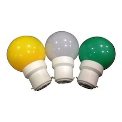 Coloured LED Bulb