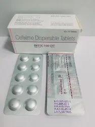Cefixime 100 DT Tablets