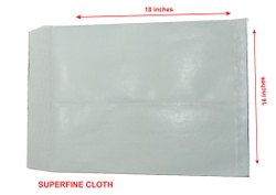 SUPERFINE Cloth Office Envelope 18 Inch x 14 Inch