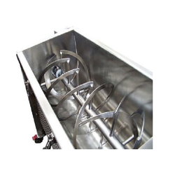 Ribbon Blender Mixer