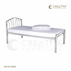 CB 161 SADA STAINLESS STEEL BED