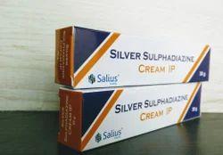 Silver Sulfadiazine Cream 1%