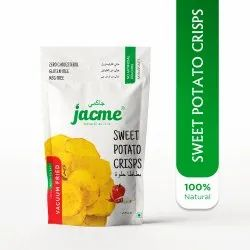 Jacme Sweet Potato Chips / 30g / Vacuum Fried Healthy, Tasty and Delicious Sweet Potato Chips