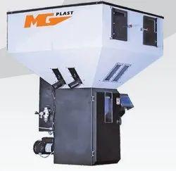Semi Automatic SS Gravimetric Blender