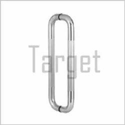 D Shape Glass Door Handle