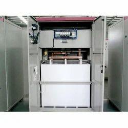Three Phase Slip Ring Motor Control Starter Panel, IP Rating: IP55