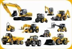 All Type Of Construction Equipments