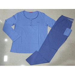 Full Sleeve Night Suit
