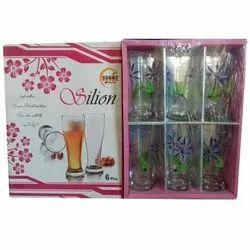 Sunny Silion Glass Set