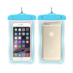 Mobile Plastic Pouch