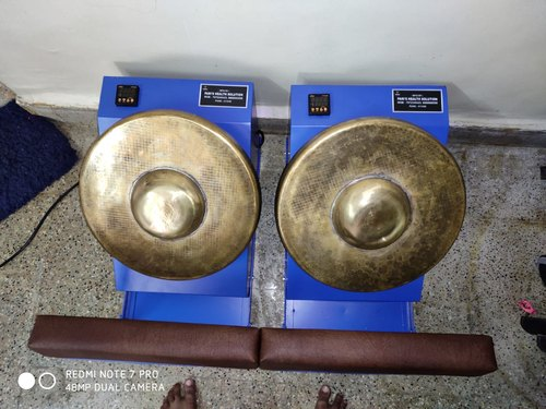 Golden Brass Shree Samrth Kasya Thali Machine Rs 30000 Box Atharva Infotech Id 21296348188