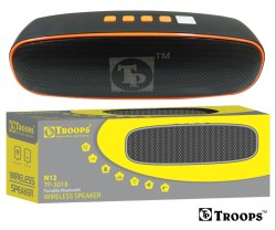 TROOPS TP-3018 BLUETOOTH SPEAKER