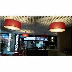 Cafeteria False Ceiling Service