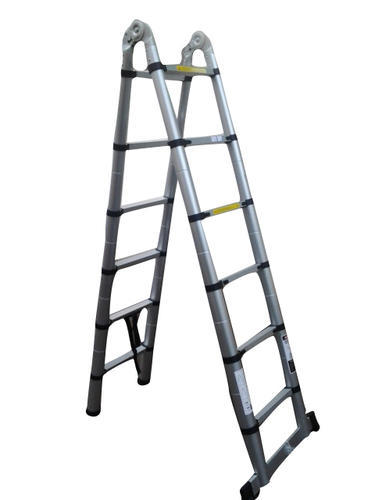 Folding Telescopic Ladder With Joint 3 8 M