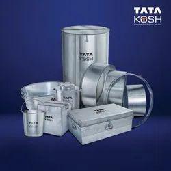 Tata Kosh Galvanised Plain Sheet