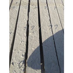 12.5 Feet Cement Fencing Pole