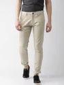 Comfort Cream Trouser For Men