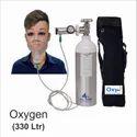 Oxy Kit, Portable Aluminum Cylinder /Oxygen Gas (330 ltr)