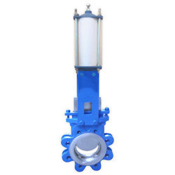 Regent Carbon Steel Wafer Type CS Knife Edge Gate Valve
