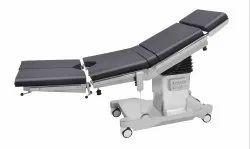 Electric Operation Table, Center Pillar Design, Sliding Top