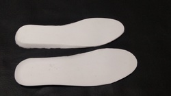 Meenakshi Polymers White PU Insole