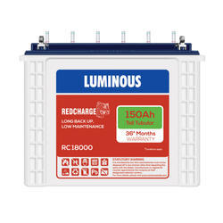 Luminous Solar Battery, 12-24 V