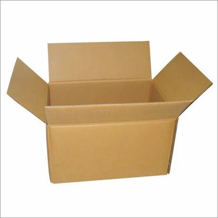 Rectangular Ready Corrugated Box