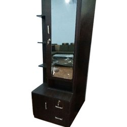 Gujju Bazar Brown Modern Wooden Dressing Table, for Home