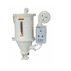 Sri Sai Plasto Tech Stainless Steel Hopper Dryer, Capacity: 75kg/165lb