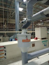 Centralized CNC Oil Mist Collector