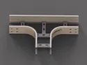 Tee For Ladder Cable Tray (Radius Type)