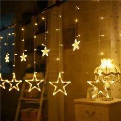 Pvc Led Star Light Curtain