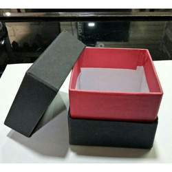 Wrist Watch Black Color Packing Box