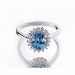 Silver Ladies Ring