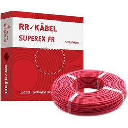 Red RR Power Cable