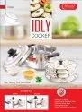 Arhanto Stainless Steel idly Cooker