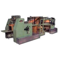 Paper Bag Forming Machine