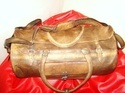 Genuine Leather Large Capacity Duffel Bag