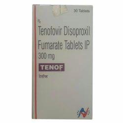 HIV Tenofovir Disoproxil Fumarate Tablets IP