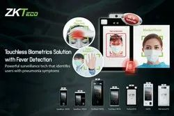ZKTeco Touchless Biometric Attendance System