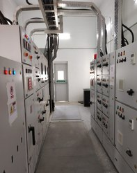 Control Panel HVAC Project Consultant Service