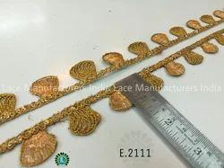 Embroidered Lace E2111