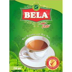 250g Bela Premium Tea, Packaging Type: Packet